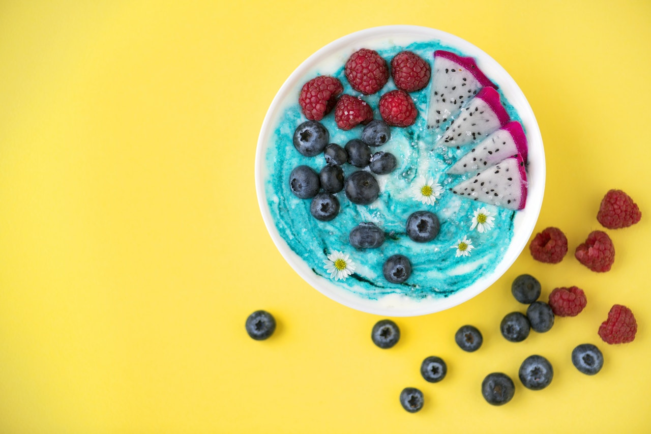 Unicorn Smoothie Bowl