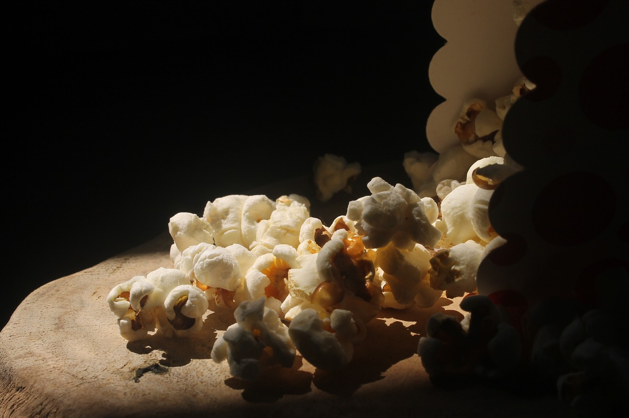 Movie Theatre Popcorn Taste Test