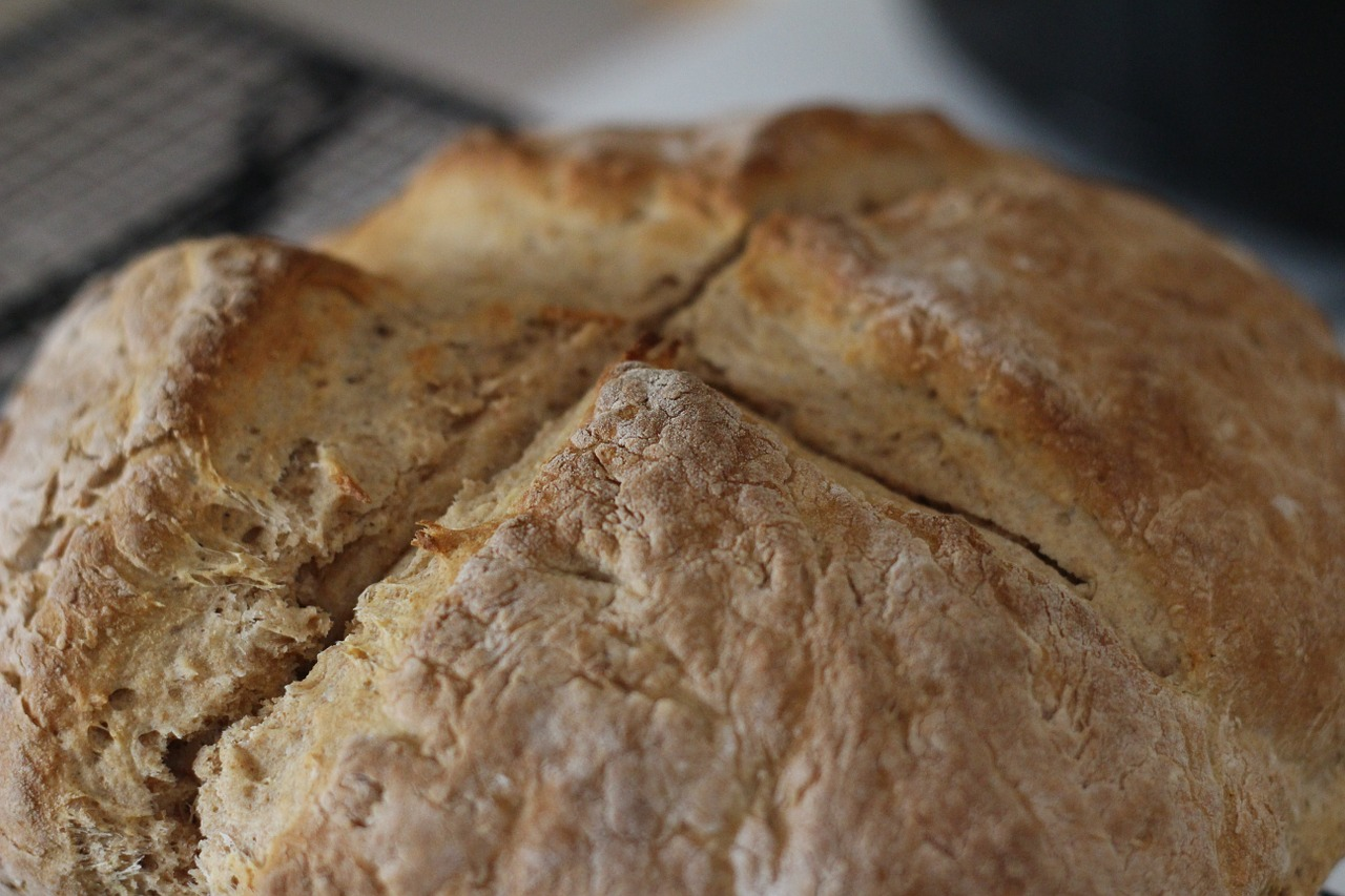 Need An Irish Soda Bread Recipe For St. Patrick's Day?