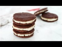 Healthy Oreos | homemade paleo recipes
