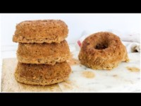 The Best Healthy(Low Carb, Keto, Paleo) Donut Recipe