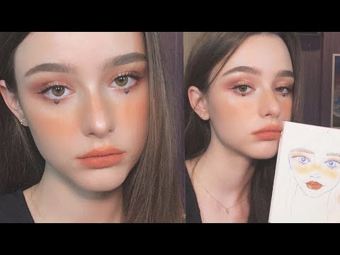 My Autumn Makeup Look 🧡