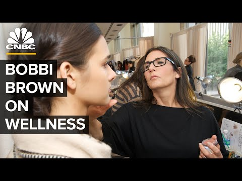 Bobbi Brown On Natural Makeup Trends | Reinventing Herself