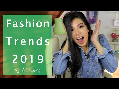 Hottest Fashion Trends For Fall+Winter 2019/2020