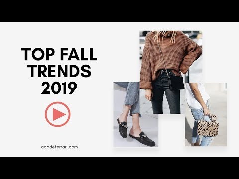 Top Fall Trends For a Classic Lover 2019 // Tips from a Stylist