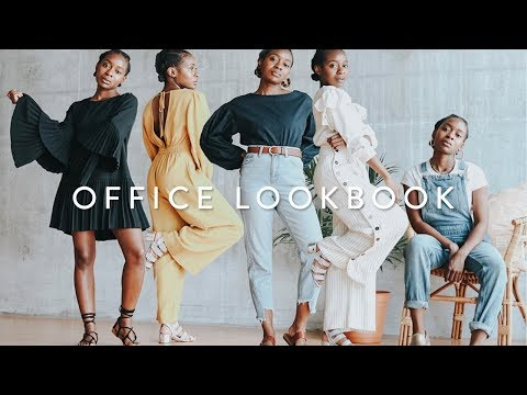 Fall Work Outfit Ideas Of The Week | Office Lookbook