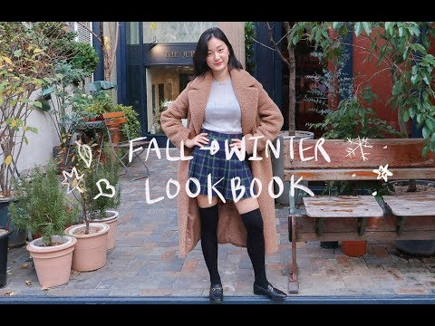 Lookbook | 6 Ways to Make Fall Outfits Winter Appropriate