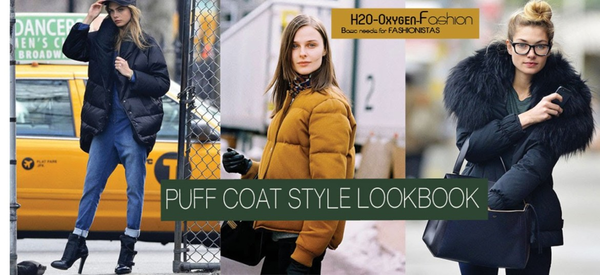 How to Style |  Puffer Coats | Outfit Lookbook