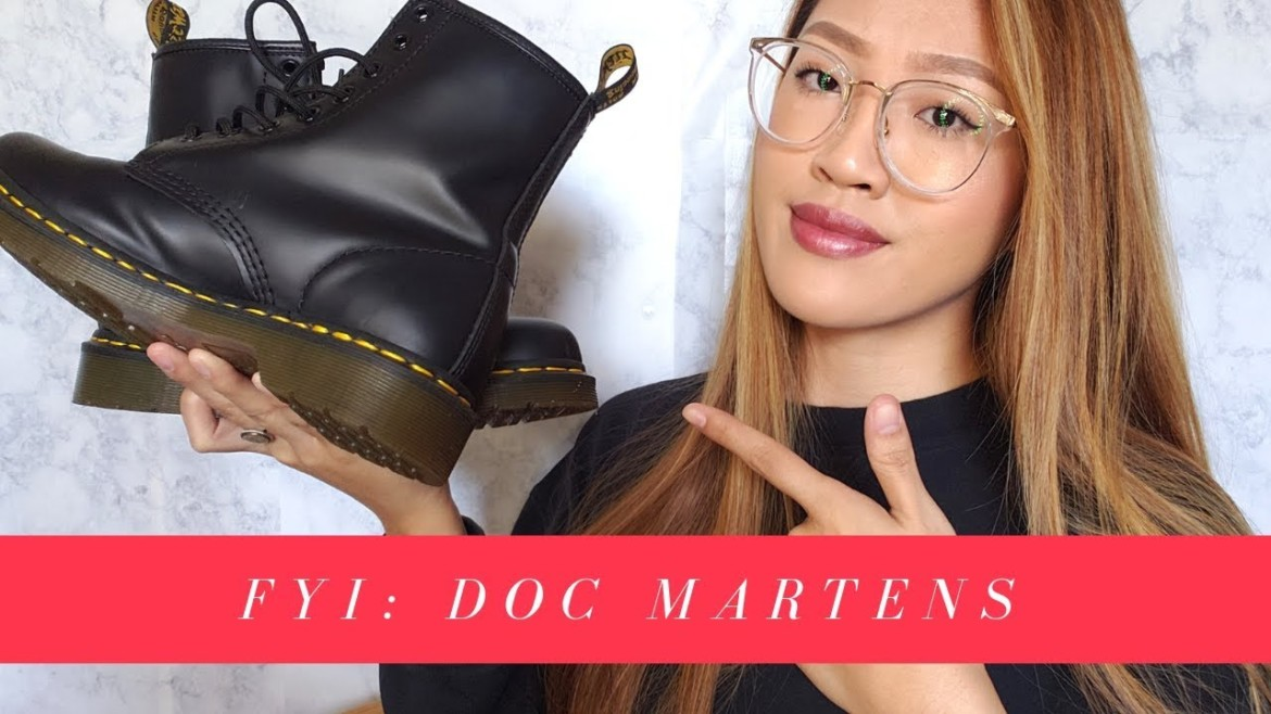 FYI Before You Buy | Dr. Martens