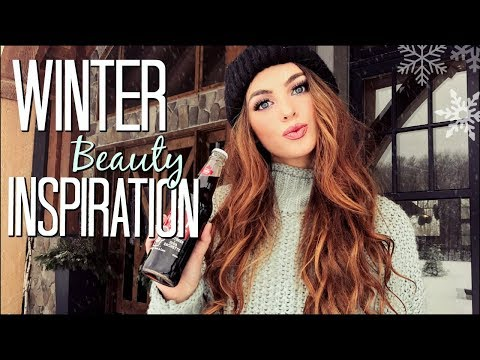 Winter Inspiration | Makeup + Holiday Outfit Ideas