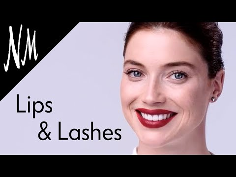 Fall Makeup Trends | Lips and Lashes Tutorial by Dior | Neiman Marcus