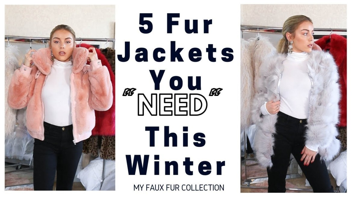 5 Fur Coats You Need this Winter | My Faux Fur Collection