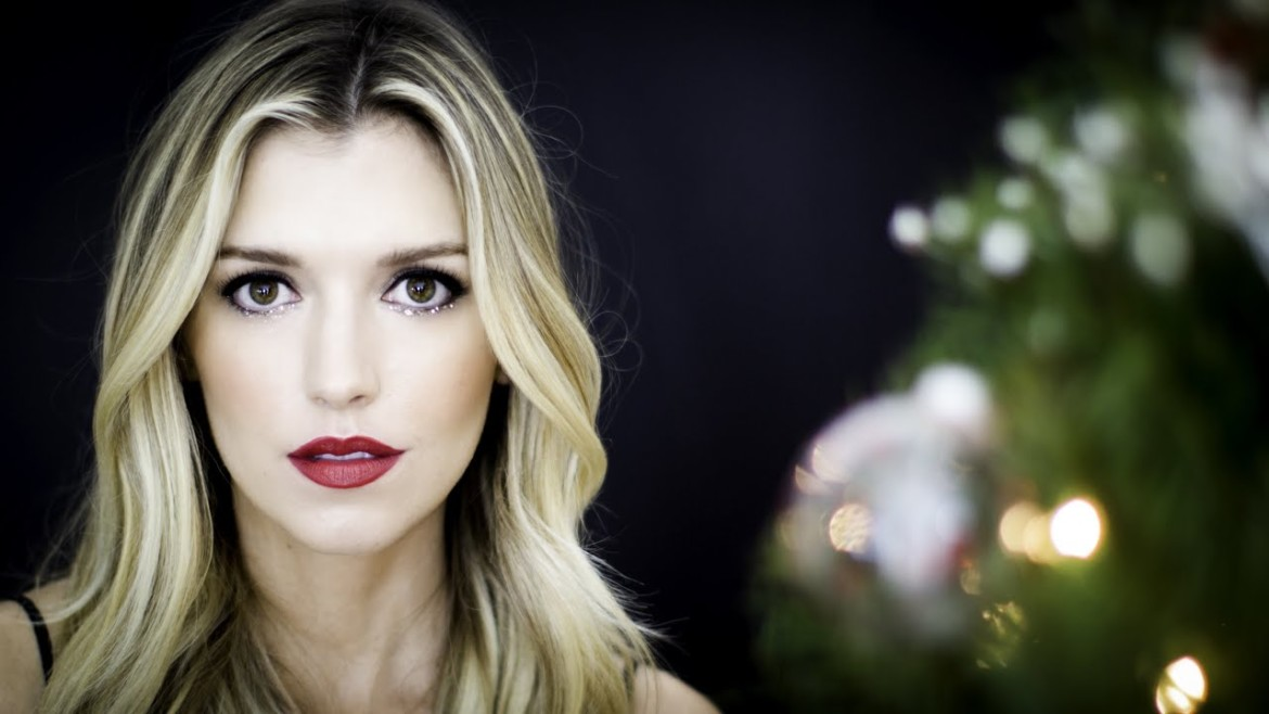 Easy Holiday Makeup Look by Celebrity Makeup Artist Monika Blunder