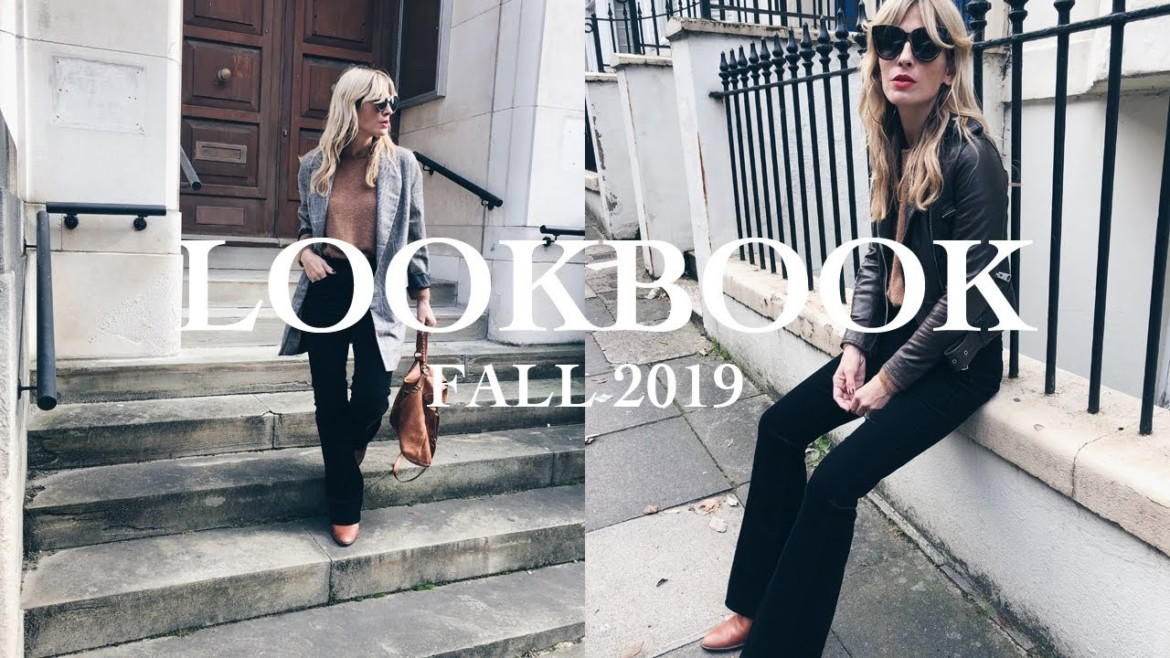 FALL LOOKBOOK | EVERYDAY OUTFITS 2019
