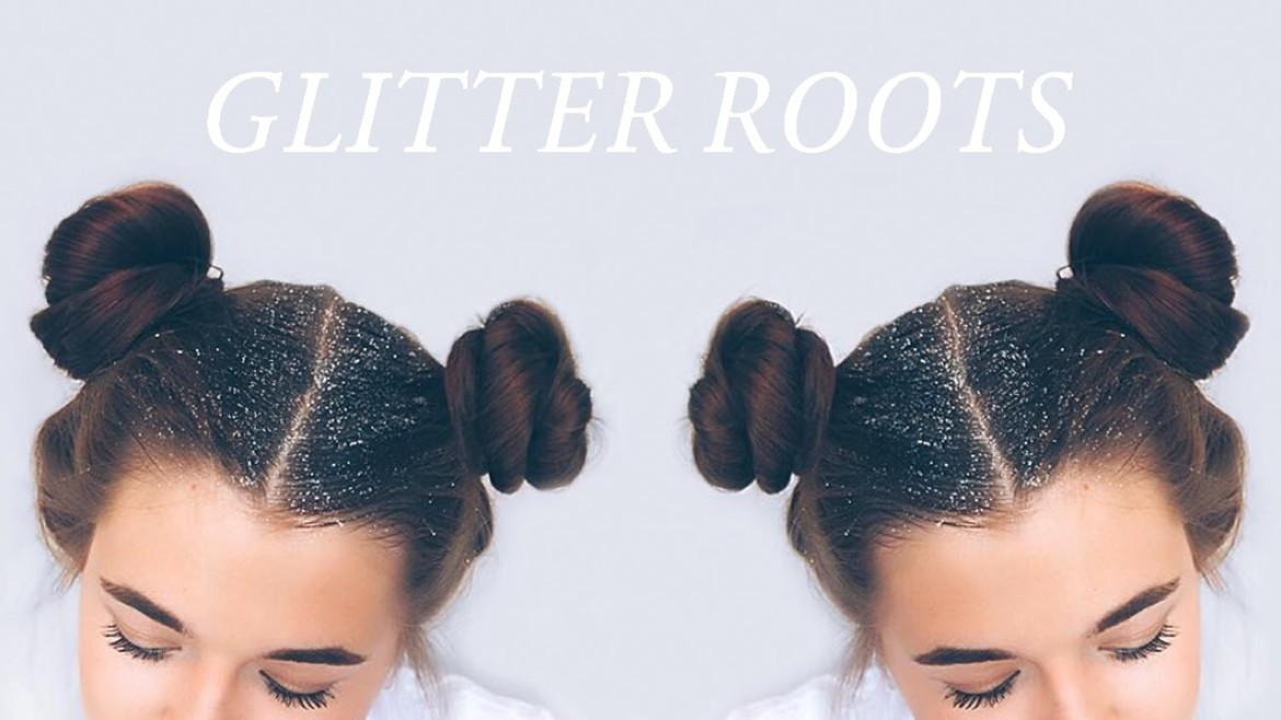 How-To | Glitter Roots