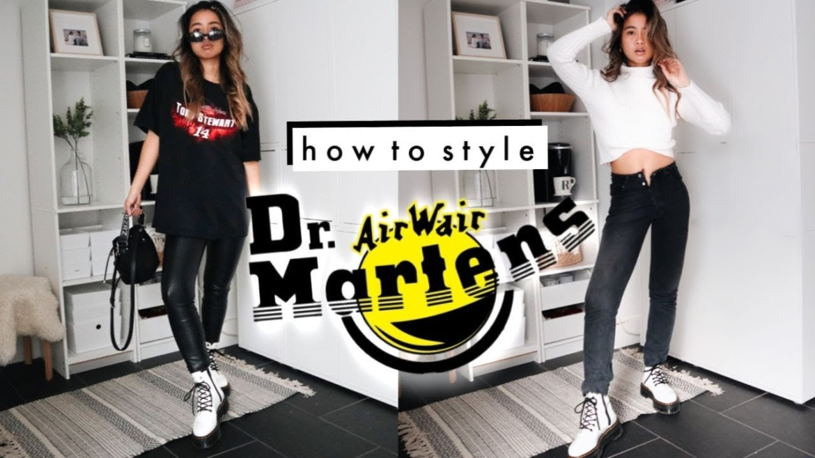 How to Style | Dr. Martens Boots