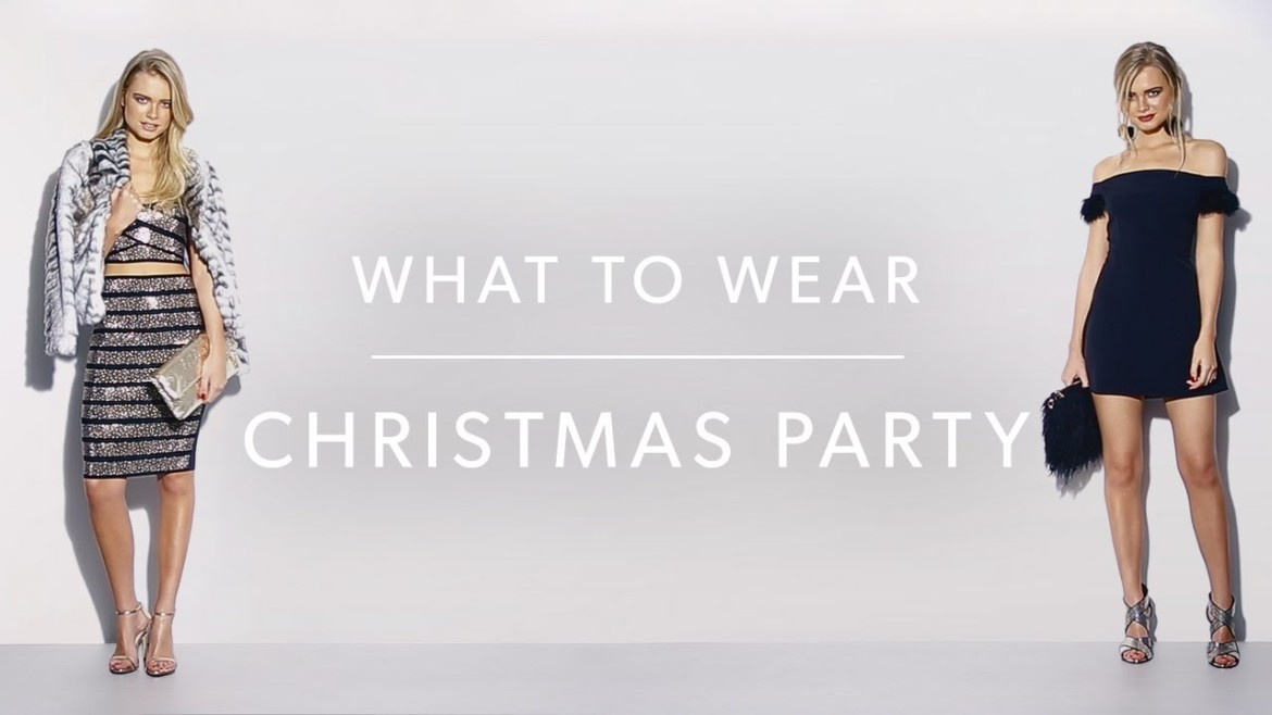 What to Wear to a Christmas Party | New Look