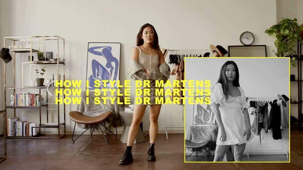 How to Style | Dr. Martens 1460 Lookbook