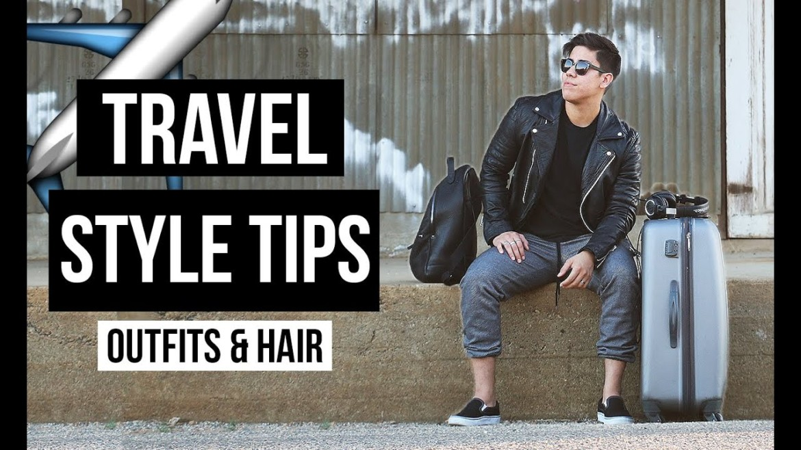What To Wear To The Airport | Style Tips For Travelling ✈️