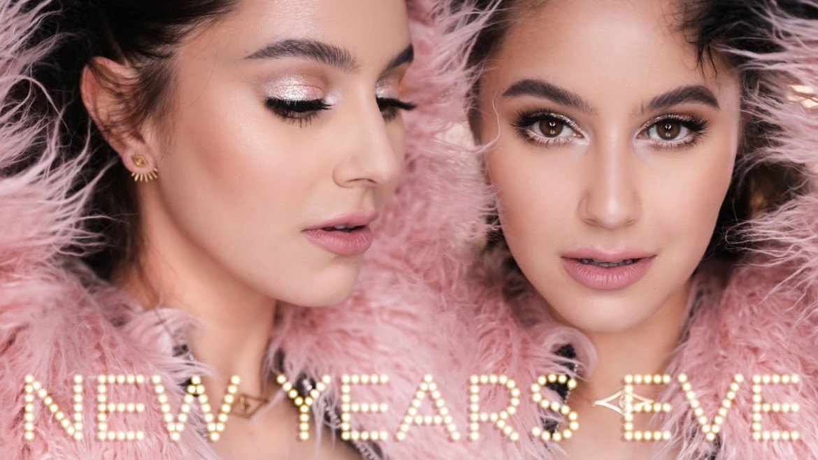 New Year's Eve Easy Glitter – Makeup Tutorial