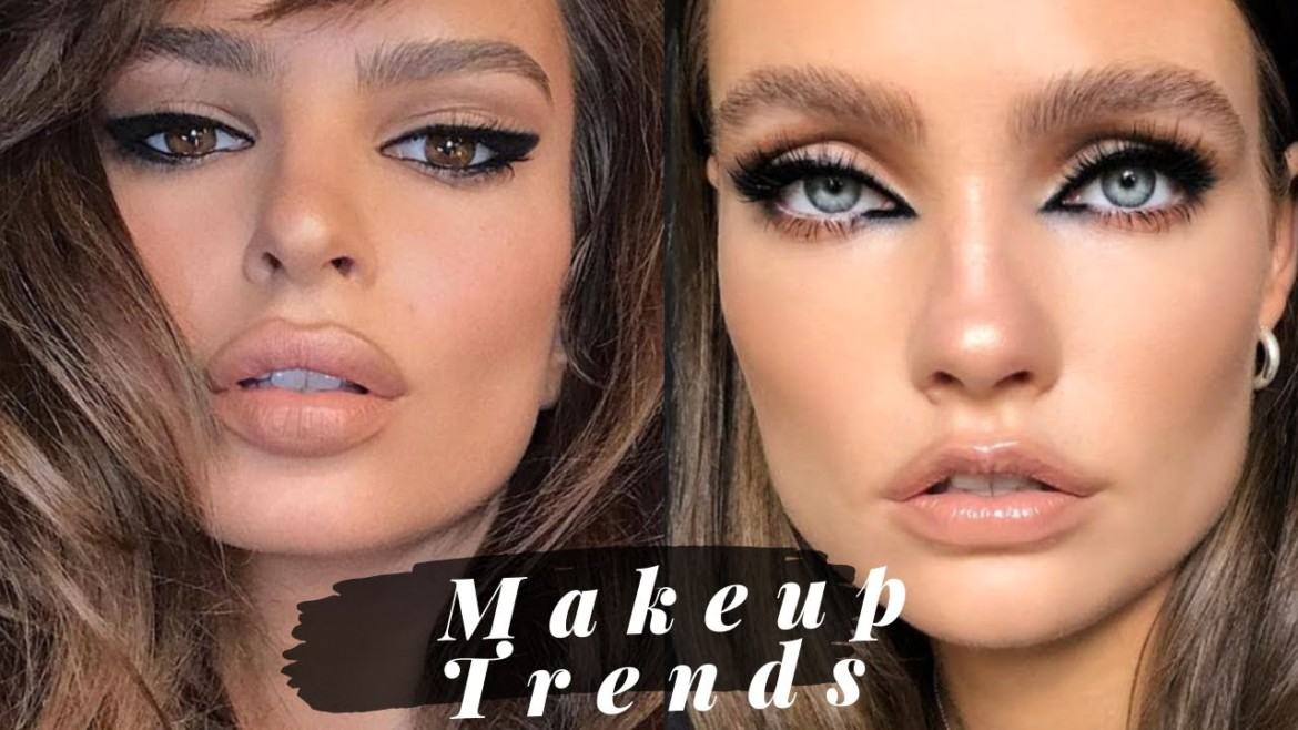Top Fall 2019 + Winter 2020 Makeup Trends We Can Start Wearing Now!