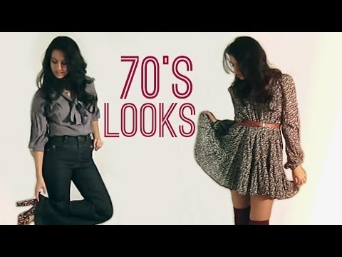 70s inspired outfit ideas