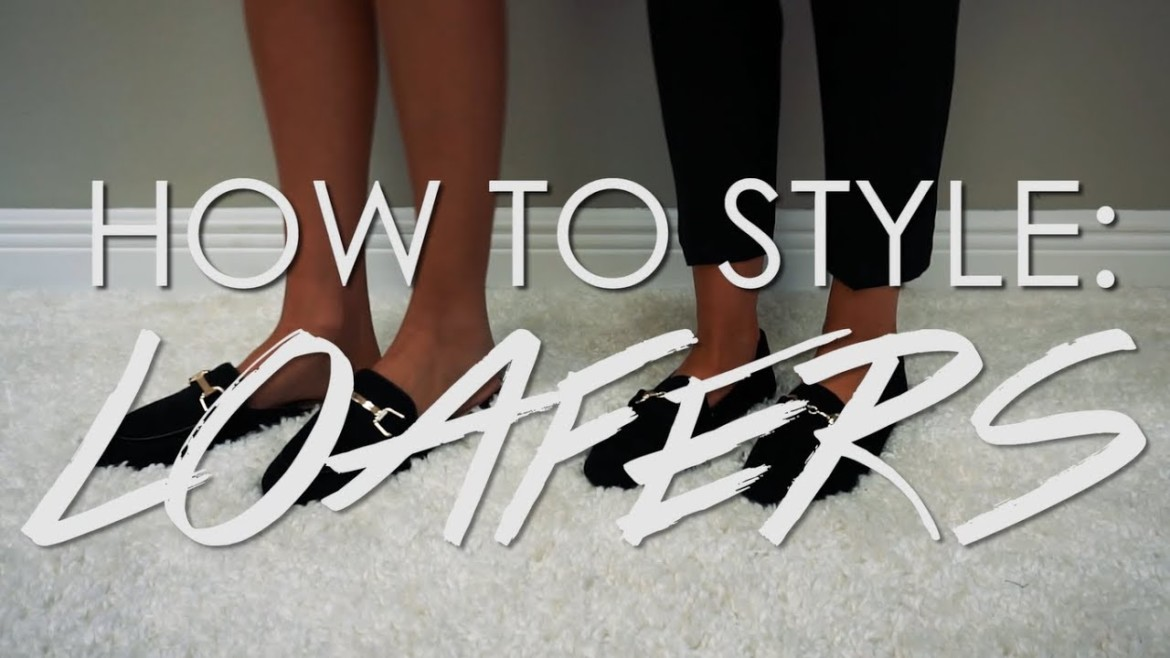 How to Style Loafers | Style Time