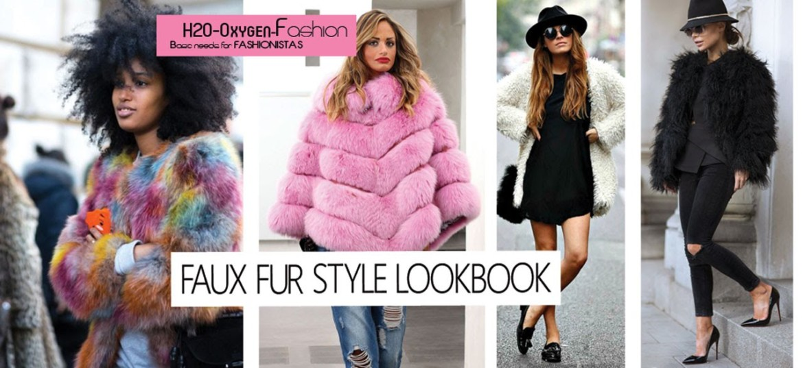 How to Style Faux Fur | Fall/Winter Lookbook