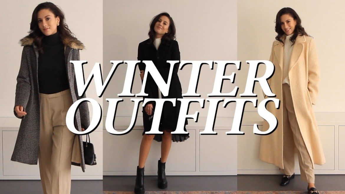 Winter Fashion Trends 2020 & Outfit Ideas