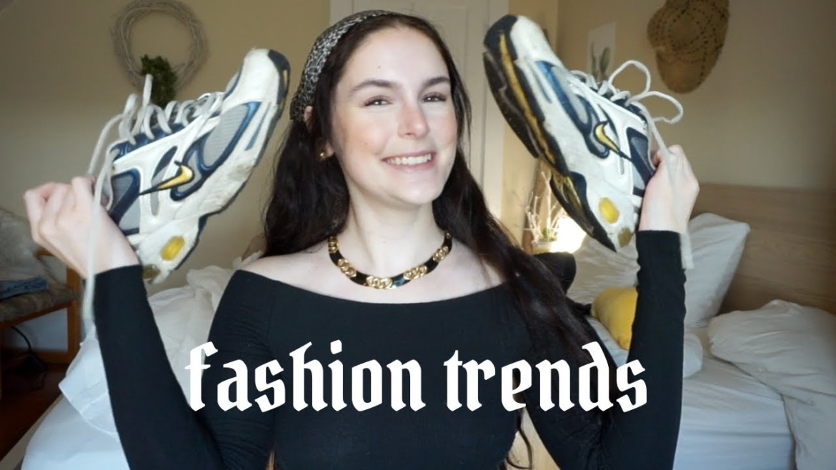 fall/winter fashion must-have trends