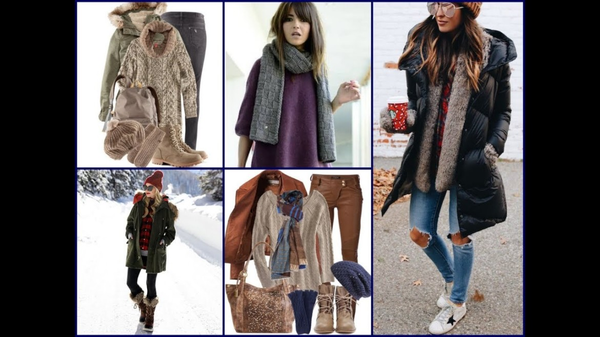 Winter Casual Outfits Ideas | Latest Fashion Trends for Women