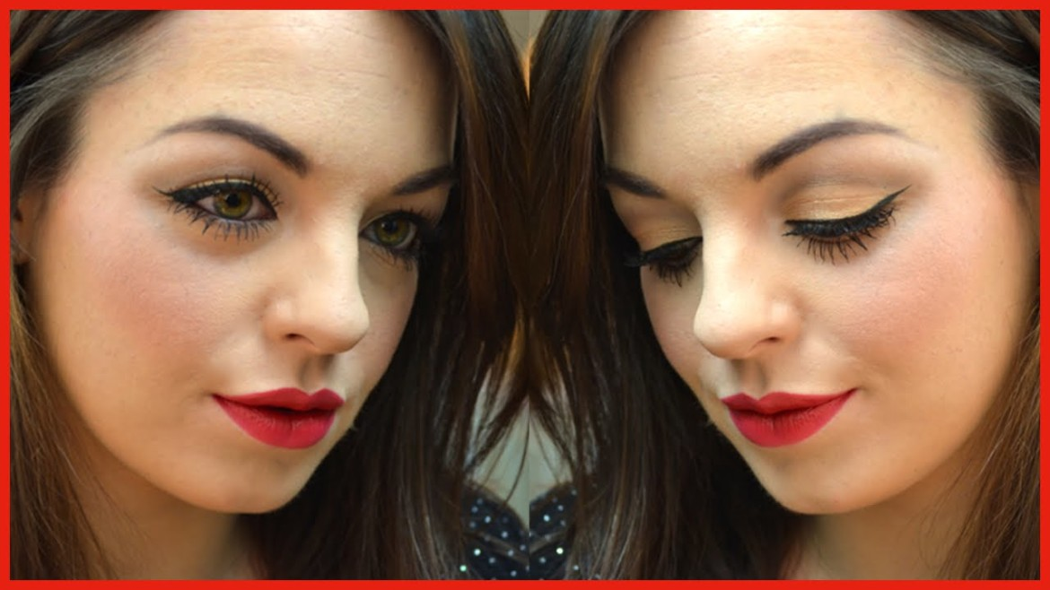 Valentine's Day Makeup Tutorial | SWalkerMakeup