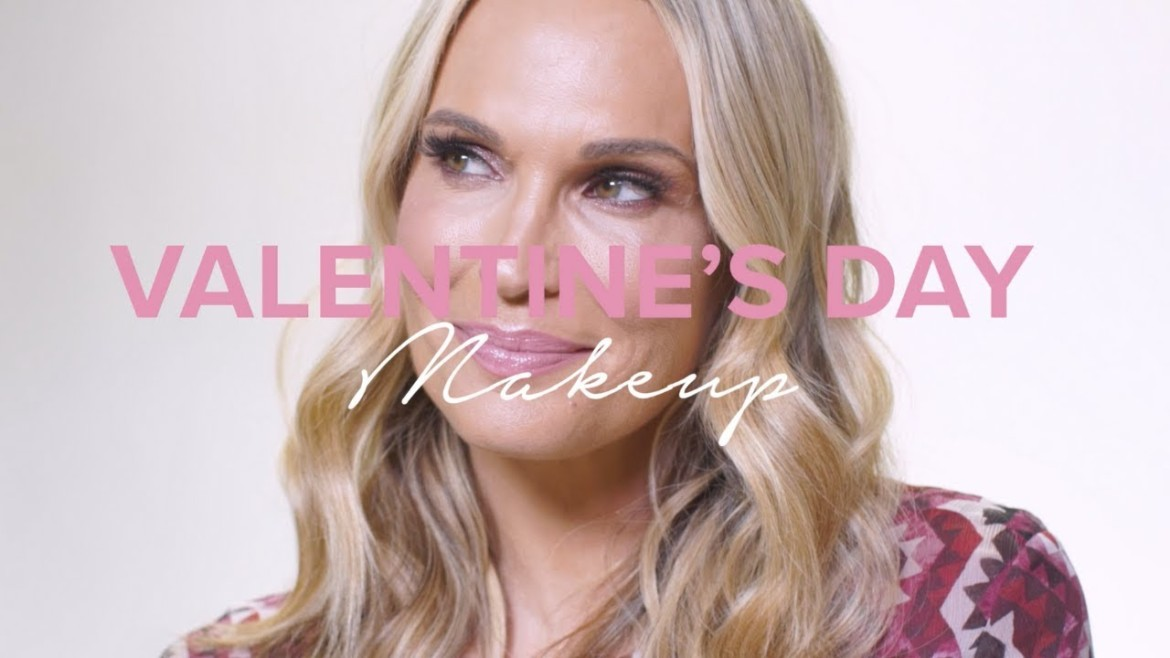 Valentine's Day Makeup Tutorial | Molly Sims