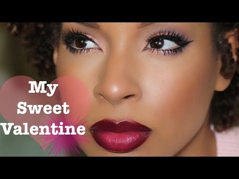 Beautybylee's Romantic Valentine's Day Makeup