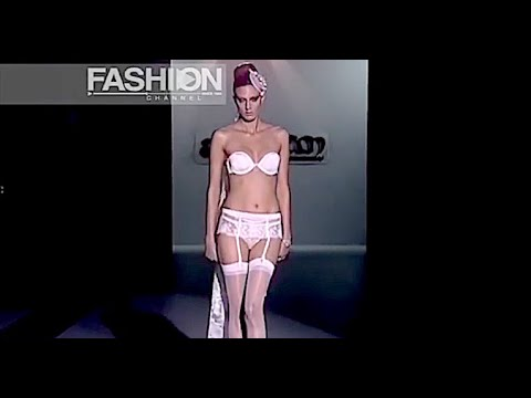 EMPERATRIZ #2 Lingerie Cibeles Novias 2009 Madrid – Fashion Channel