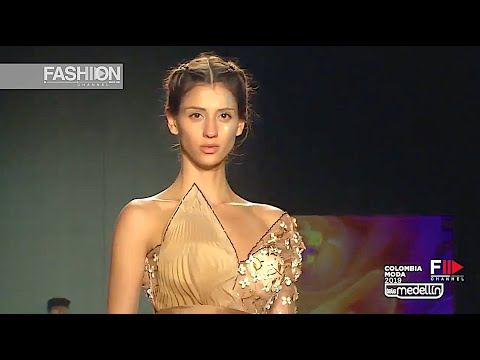 MAXI-RETRO #4 Area Andina Spring 2020 COLOMBIAMODA 2019 – Fashion Channel