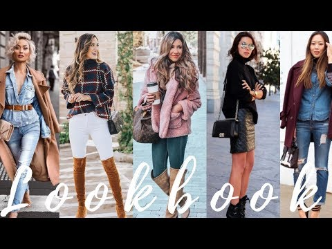 Fall 2019 & Winter 2020 Outfit Ideas