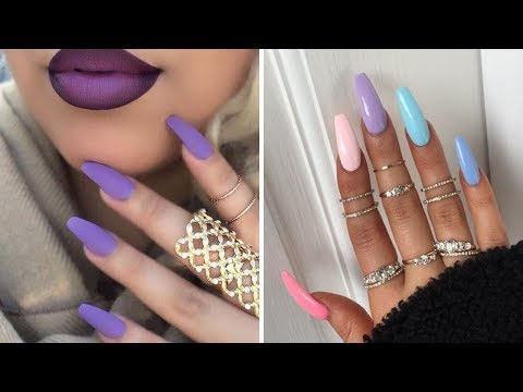 Best Nails Of Instagram Nail Compilation 2020