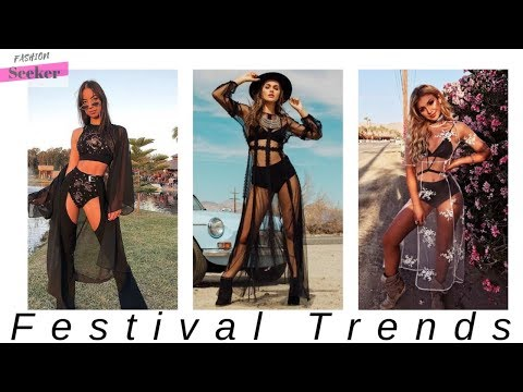 Music Festival Fashion Must Haves EVERYONE Will Be Wearing