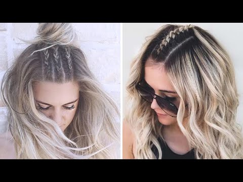 Spring 2020 DIY Hairstyle Ideas