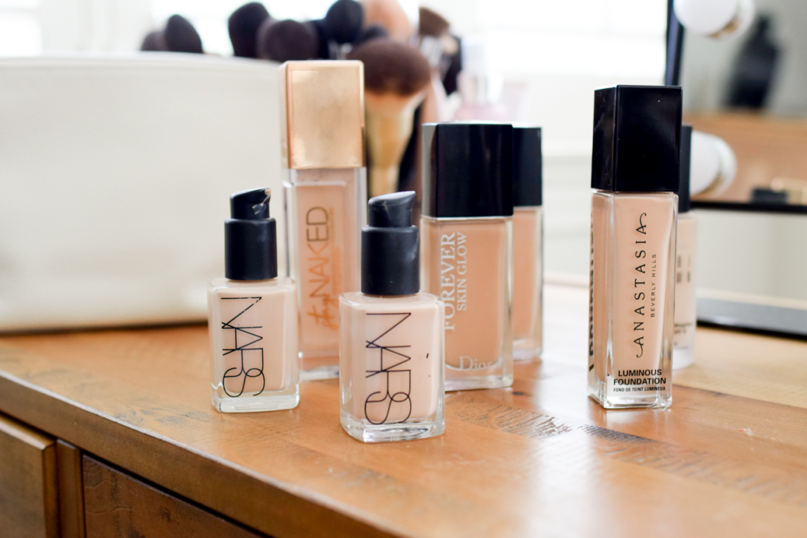 Gorgeous Medium Coverage Foundations