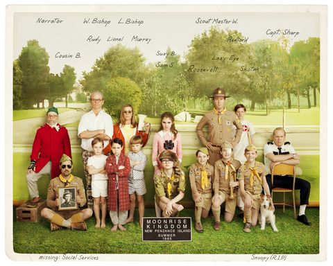 Stream Moonrise Kingdom, Gosford Park, and More with Focus Features Free Movie Mondays