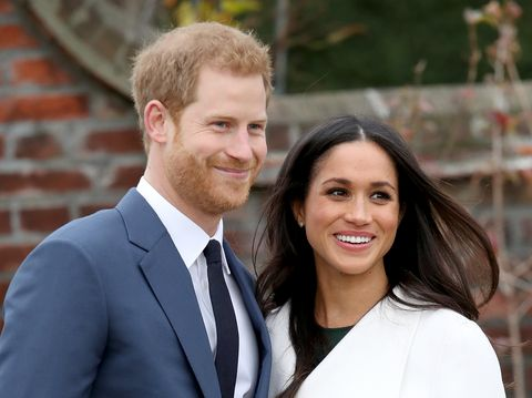 Meghan Markle and Prince Harry Named Their New Non-Profit After Archie