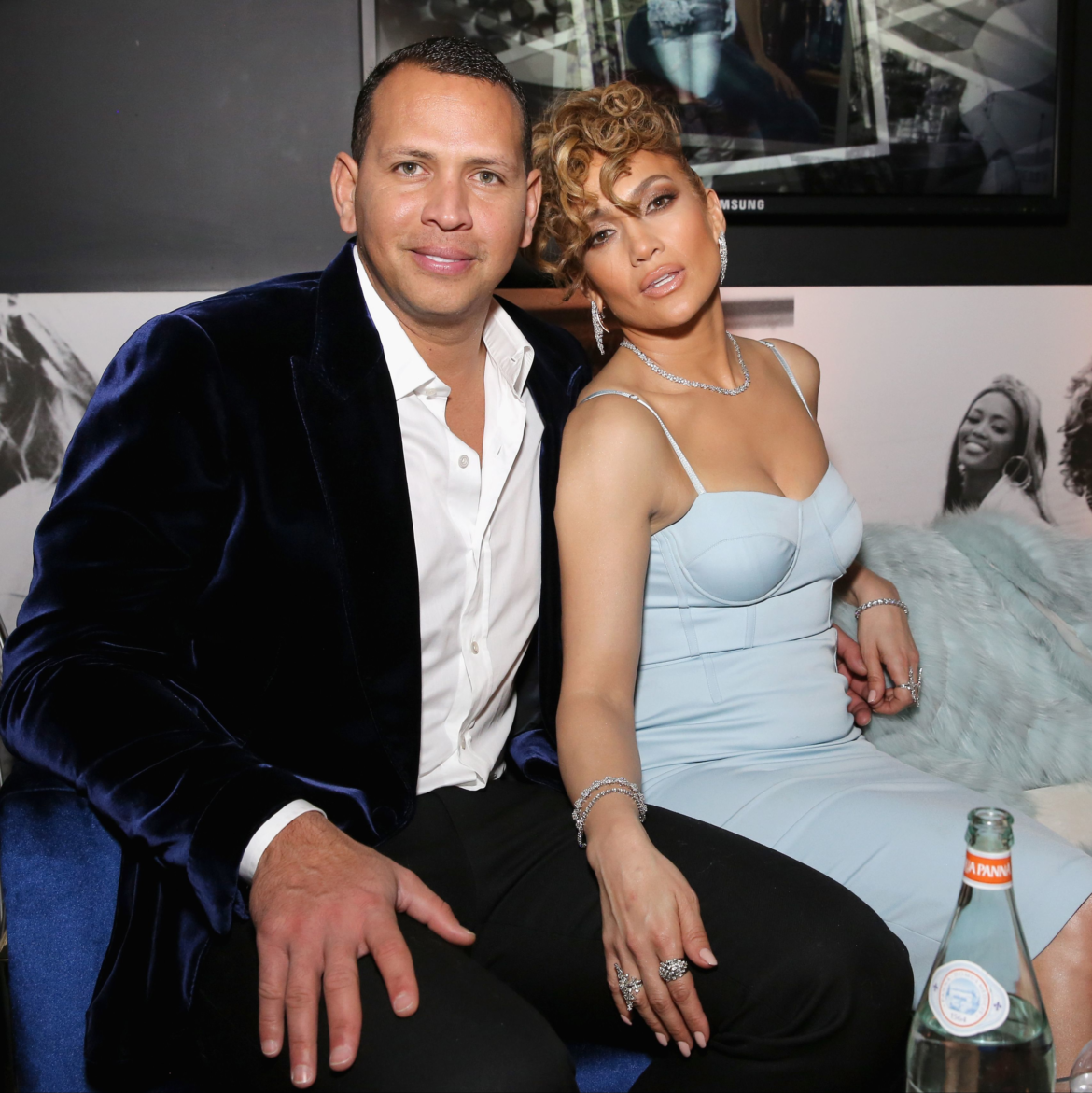 Jennifer Lopez Says Her Wedding to Alex Rodriguez Is on Hold Because of COVID-19