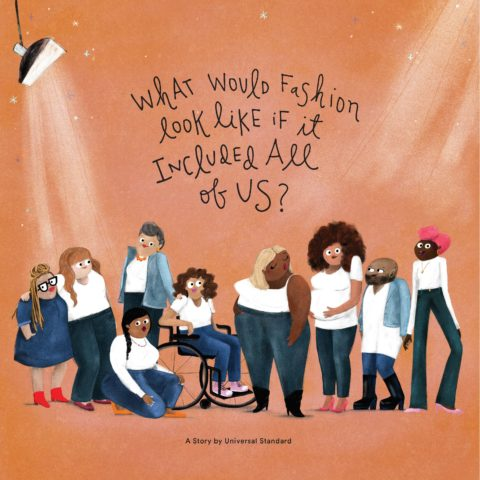 Universal Standard Publishes Children's Book on the Importance of Inclusivity in Fashion