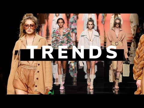 6 Big Trends – Spring/Summer 2020