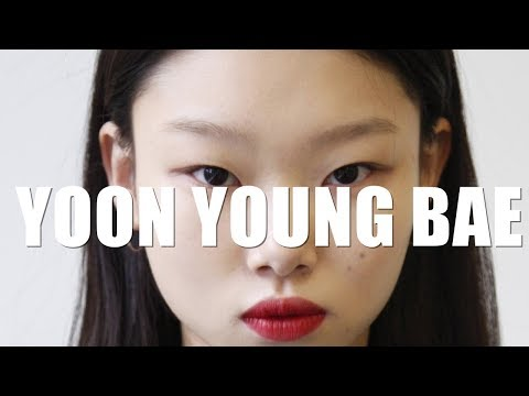 Yoon Young Bae | Fall/Winter 2018