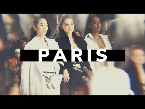 PARIS FASHION WEEK – FW20/21