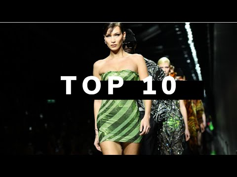 TOP 10 MODELS FW20/21 – MOST OPENED SHOWS