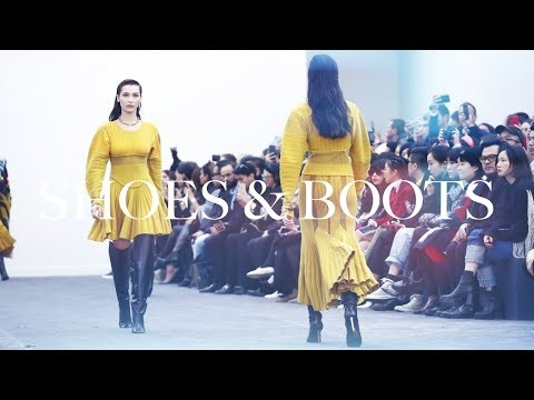 Shoes & Boots Trends – Fall/Winter 2019-20